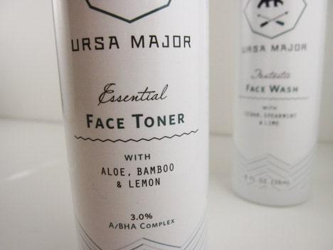 UrsaMajor0212C Ursa Major Face Wash and Toner   for product loving girls and product fearing boys