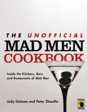 UnofficialMadMenCookbook The Unofficial Mad Men Cookbook and a Rumaki Recipe