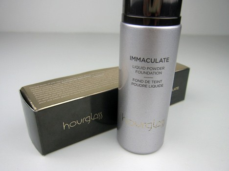 Hourglassfoundation Forget Immaculate Conception, Hourglass gives us a foundation miracle!