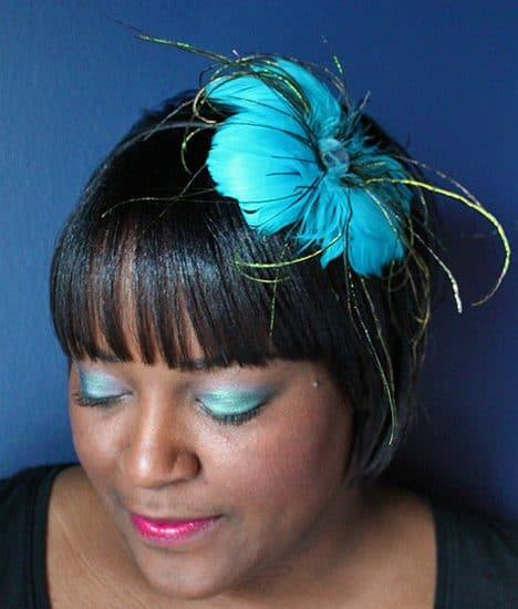 Top it off in style – David & Young Fascinators