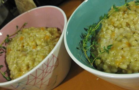 Green Monday Recipe – Barley Risotto