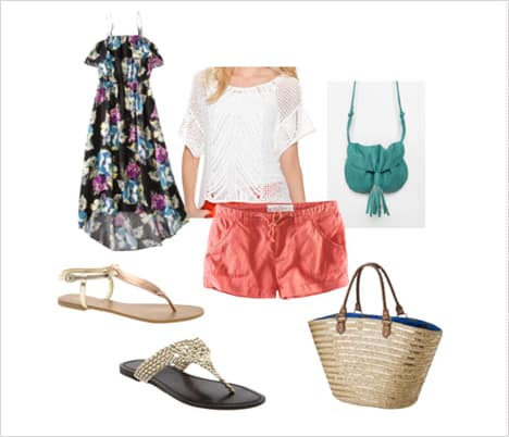 Destination Fashion: Summertime Style