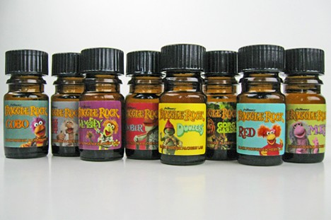 BPAL Fraggle Rock 1 BPAL Fraggle Rock Collection Review
