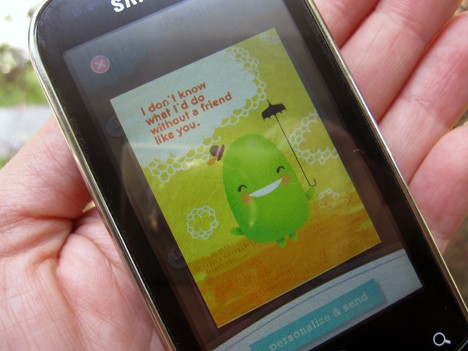 JustWinkB1 Wanna stay in touch with your loved ones? justWink!