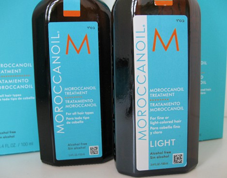 Moroccan Oil Treatment2 Moroccanoil Hair Care Collection Review