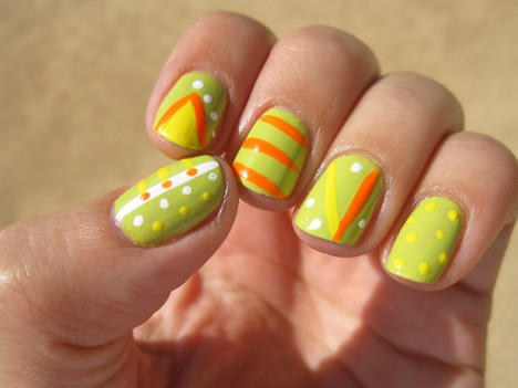 ItsSoEasy nails4 My 12 Favorite Beauty Products of 2012