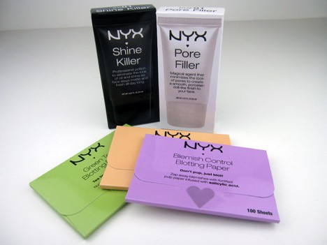 NYXshine1 NYX Cosmetics: Complexion Perfection on a budget