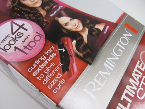 Remington1 Remington Ultimate Stylist Tool Flat Iron and Curling Iron Review