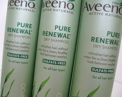 Aveeno Dry Shampoo 2 The Review Teams Top 12 Beauty Products of 2012