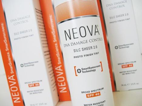 NeovaSilc1 Neova DNA Damage Control Silc Sheer 2.0 with SPF 40   Review