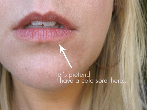 Abreva1 Dont let a cold sore ruin your day   Abreva Conceal can help!