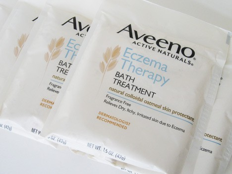 Aveeno Eczema Therapy Complete Care Kit Review | we heart this