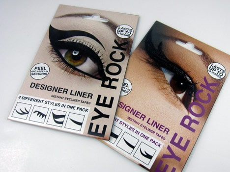 EyeRock1 Eye Rock Instant Eyeliner Tapes   Review