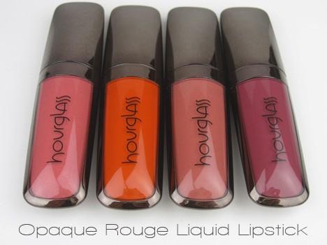 HourglassLiquidLip1 Hourglass Opaque Rouge Liquid Lipstick Review