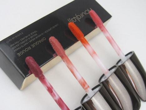 HourglassLiquidLip4 Hourglass Opaque Rouge Liquid Lipstick Review