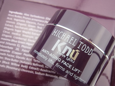MichaelToddKNU1 Michael Todd KNU Anti Aging Face Lift   Review