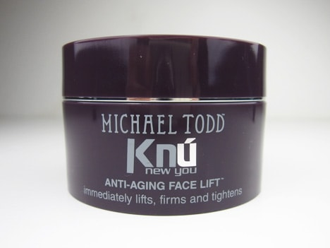 MichaelToddKNU2 Michael Todd KNU Anti Aging Face Lift   Review