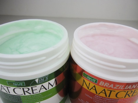 NuNaat3 NuNaat Hair Cream Review