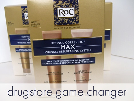 RoC1 RoC Max Wrinkle Resurfacing System Review
