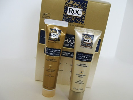 RoC2 RoC Max Wrinkle Resurfacing System Review