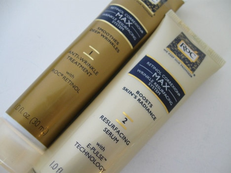 RoC Max Wrinkle Resurfacing System Review
