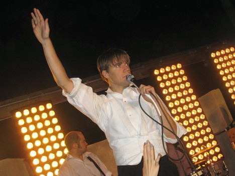 TheHives 3 things   Best Weekend EVER