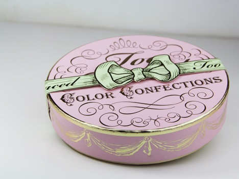 TooFacedColorConfections1 Too Faced Color Confections   review, photos & swatches