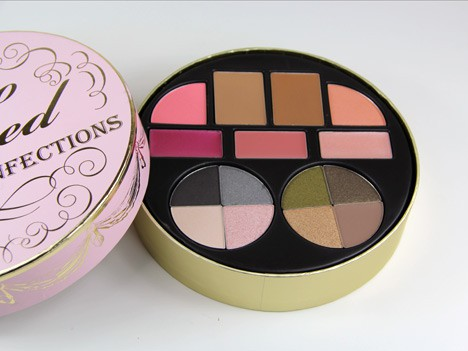 Too Faced Color Confections – review, photos & swatches
