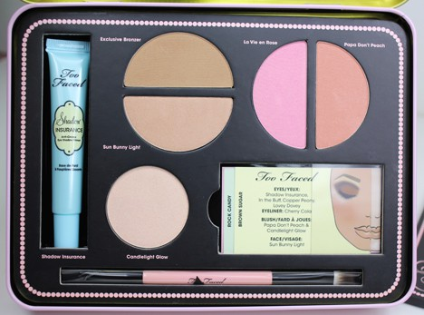 TooFacedSweet5 Too Faced Sweet Indulgence Palette   review, swatches and looks