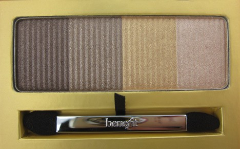 BenefitJetSet4 Benefit Holiday 2012   Shes So Jetset Review