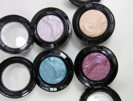 MAC Glamour Daze Eyes and Cheeks – review, photos & swatches