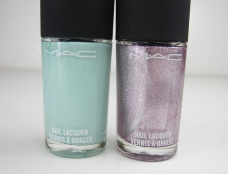 MACglamourlips8 MAC Glamour Daze Lips and Nails   review, photos & swatches