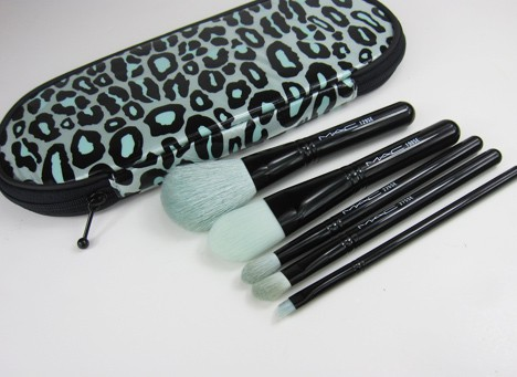 MACprimpedbrush2 MAC Fabulousness: Primped Out Perfectly Plush Essential Brush Kit   review, photos & swatches