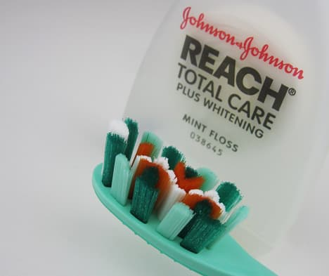 Reach1112A Whiten your Smile with Rembrandt and Reach