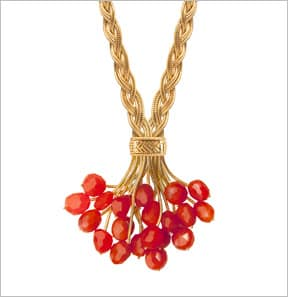 LMdBnecklace2 The Lipstick League – week of 12.17.12