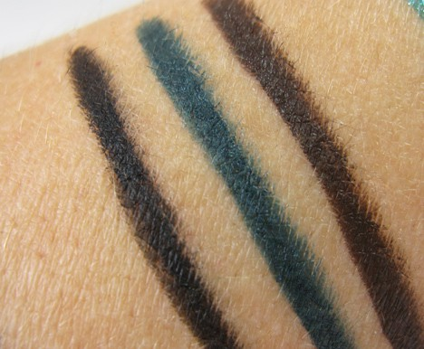 MUFEultimate11 MAKE UP FOR EVER: The Ultimate Eye Liner Collection   review, swatches and swooning