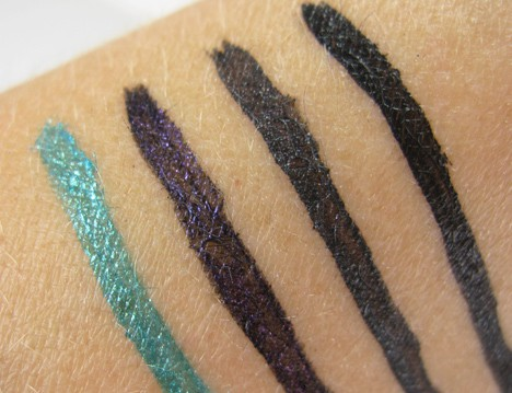 MUFEultimate12 MAKE UP FOR EVER: The Ultimate Eye Liner Collection   review, swatches and swooning