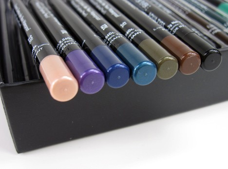 MUFEultimate4 MAKE UP FOR EVER: The Ultimate Eye Liner Collection   review, swatches and swooning
