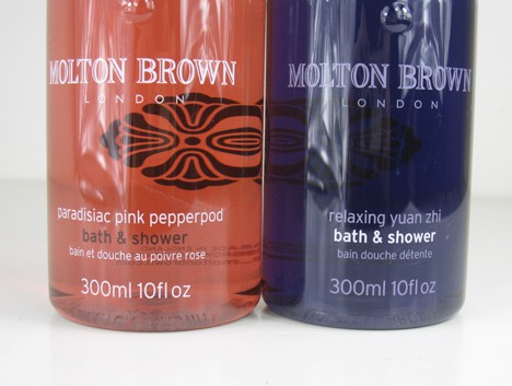 Molton Brown Holiday 2012 – Vega: Bath & Body Gift Set Review