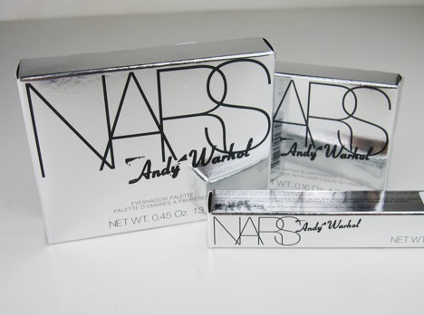 NARSFlowers5 NARS Andy Warhol Flowers 1 Eyeshadow Palette   review, swatches & looks