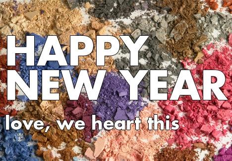 happynewyear 3 Things: Goodbye 2016; Hello 2017