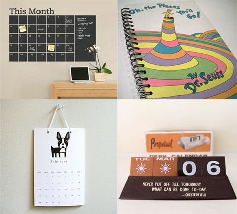 Etsy etsy 4 for Friday –  calendars