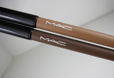 MACbrows9 MAC The Stylish Brow   review, photos, swatches & looks