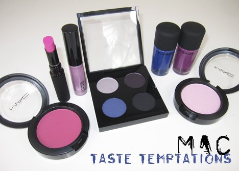 MACtaste1 MAC Taste Temptation  – review, photos & swatches