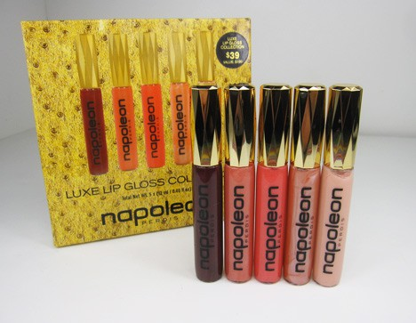 NPlux2 Napoleon Perdis Luxe Lip Gloss Set Review