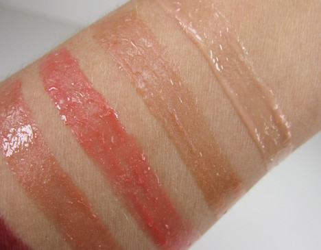 NPlux8 Napoleon Perdis Luxe Lip Gloss Set Review