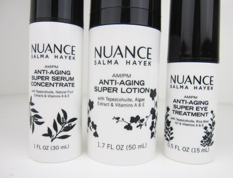 NuanceParty4 Nuance Salma Hayek for CVS   Beauty Blogger Party