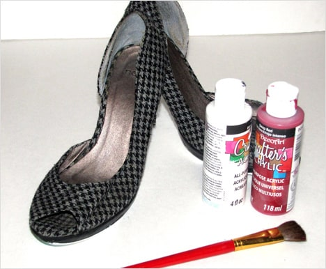 RedHeels2A How To: Make your own Red Heels