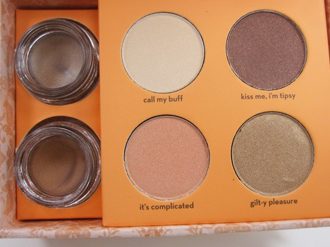 BenefitNeutral8 Benefit World Famous Neutrals kits   review, photos & swatches