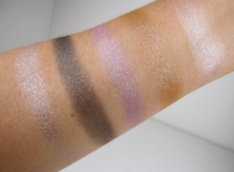 MACpigment7 MAC Pressed Pigments   review, photos & swatches